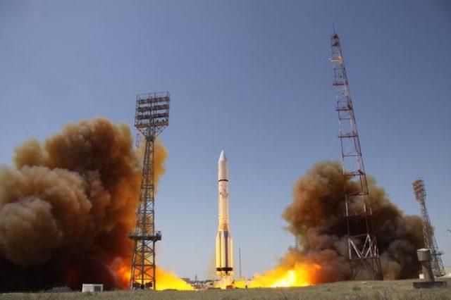 Видео. SpaceX впервые повторно запустила ступень ракеты Falcon 9
