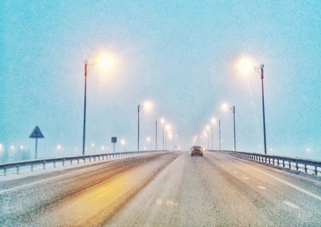 Завтра вТатарстане может похолодать до15 градусов мороза