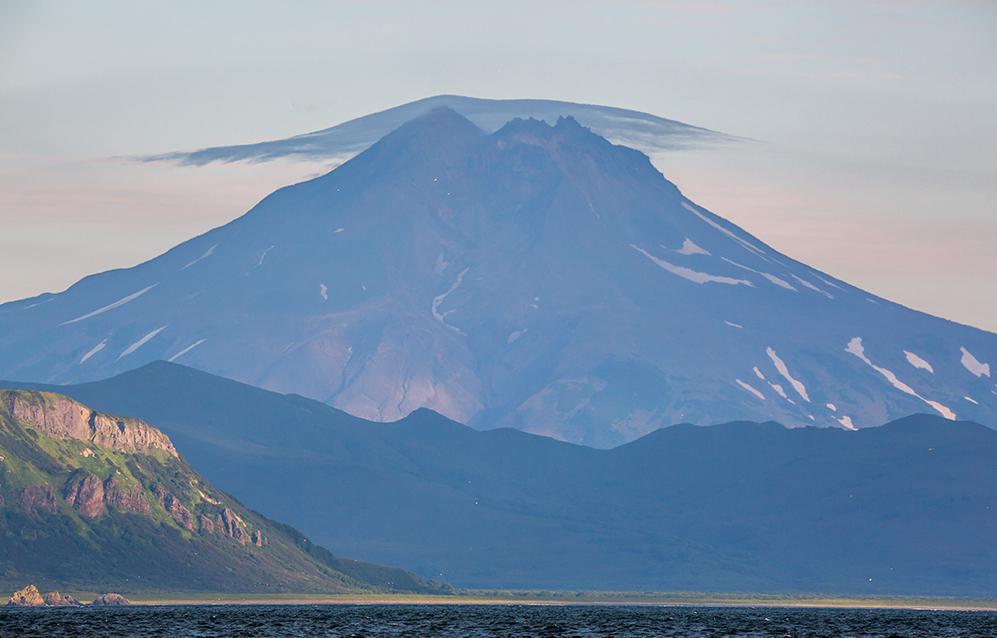 НаКамчатке случилось извержение вулкана Камбального