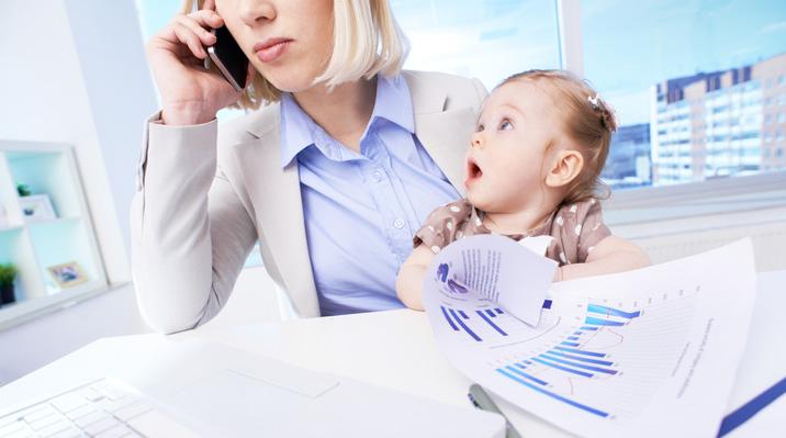 Каждый пятый житель Кубани считает, что дети мешают карьере— опрос
