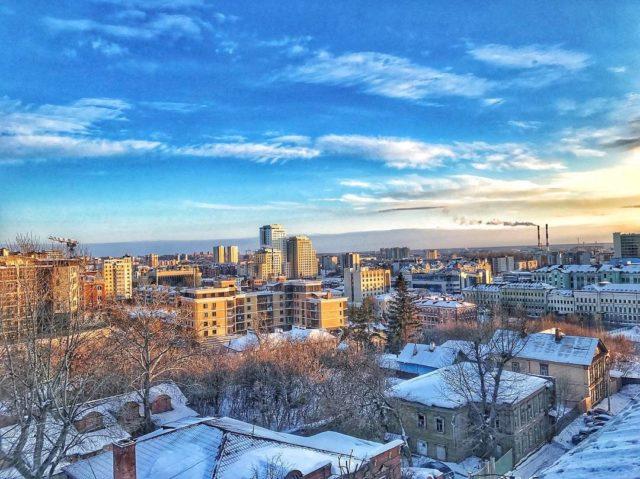 Синоптики поведали, какую погоду ожидать в столице России ксередине недели