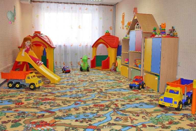 Оформление в зон в детском саду по фгос