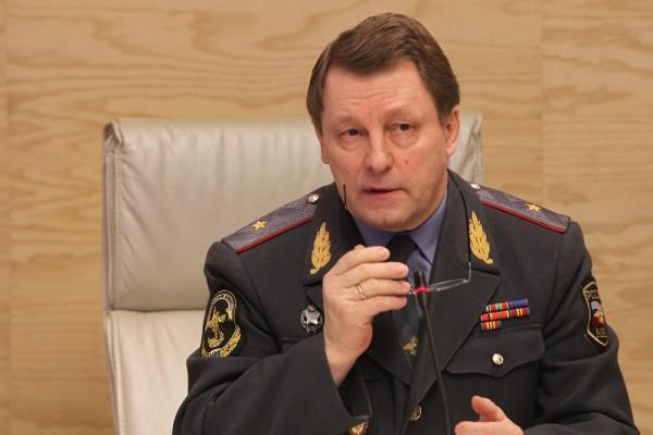 Названа причина отставки руководителя ГИБДД Виктора Нилова