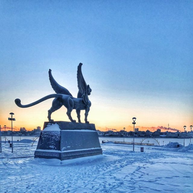Гидрометцентр: ВТатарстане весна начнется сморозной погоды