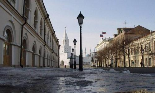 ВКазани побит вековой температурный рекорд
