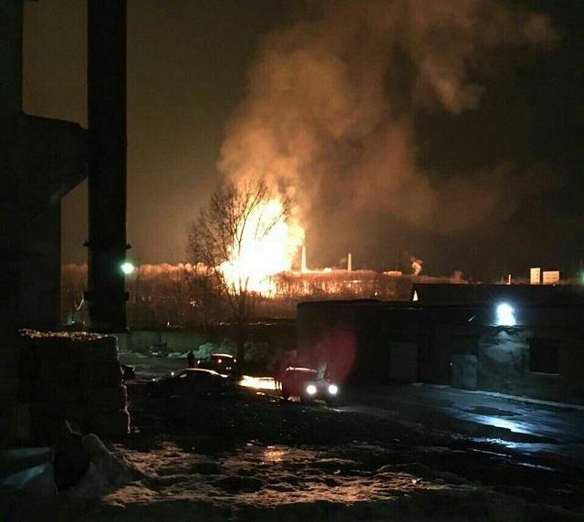 СКвозбудил уголовное дело пофакту пожара напороховом заводе вКазани