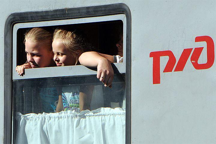 Школьники впроцессе  весенних каникул будут ездить вкупе заполцены— РЖД