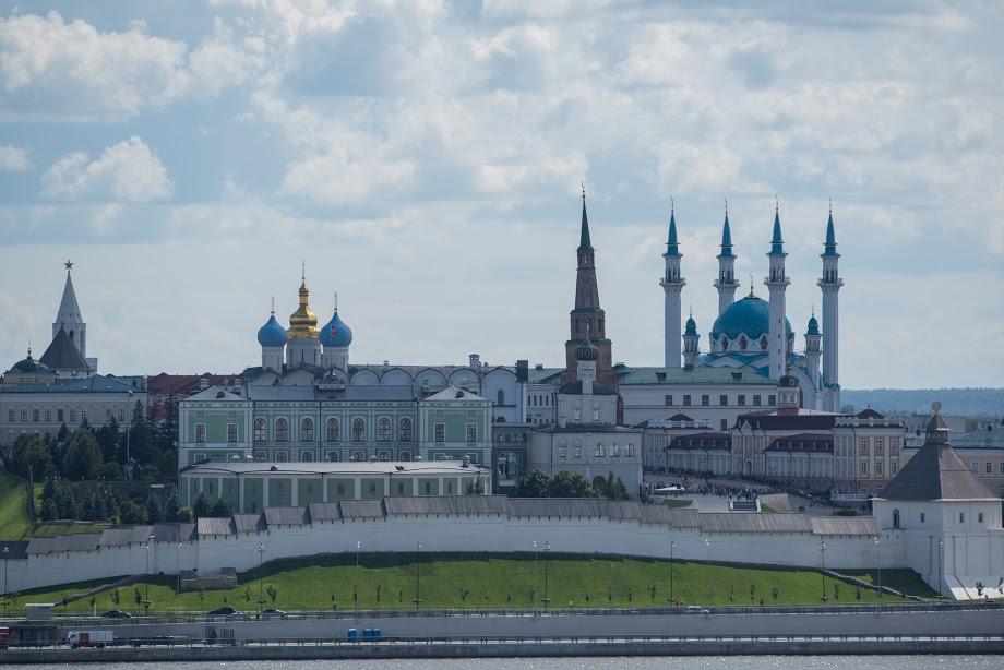 ВКазани утвердили границы исторического поселения города