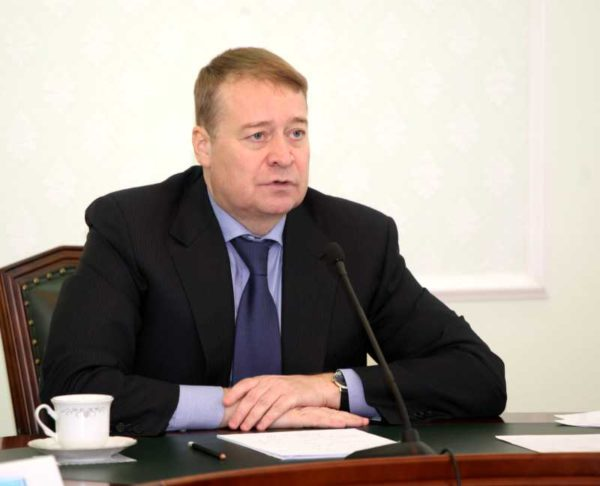 Юрист: экс-глава Марий ЭлМаркелов схвачен поподозрению вполучении взятки