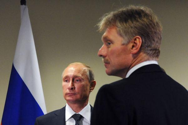Песков: сомнение американцев к РФ объясняется антироссийской пропагандой