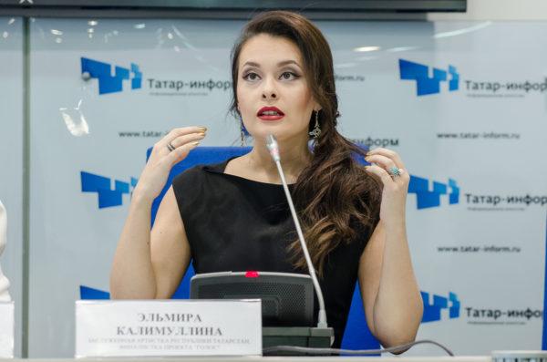 Звезда шоу «Голос» Эльмира Калимуллина бесплатно выступит вКазани