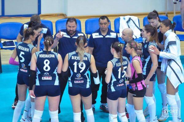 ВКазани пройдет третий матч финала чемпионата РФ поволейболу среди женщин