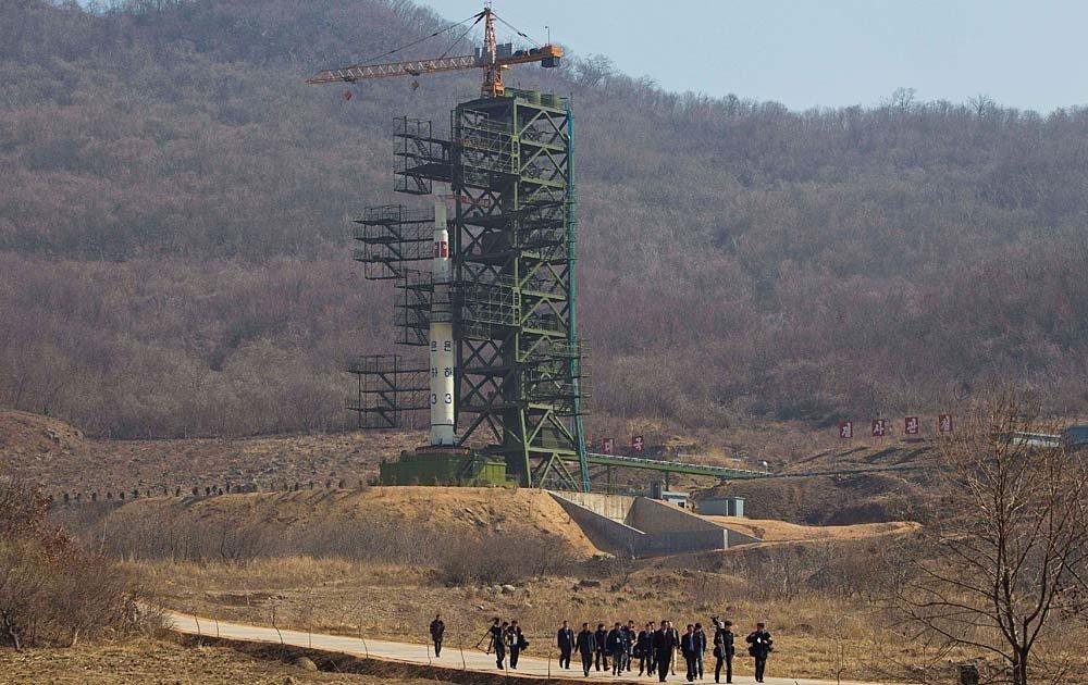 СМИ говорили о подготовке КНДР кновому испытанию ракеты