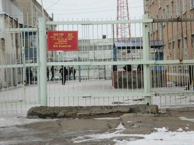 ВКазани заместитель начальника ИК-19 подозревается вполучении взятки
