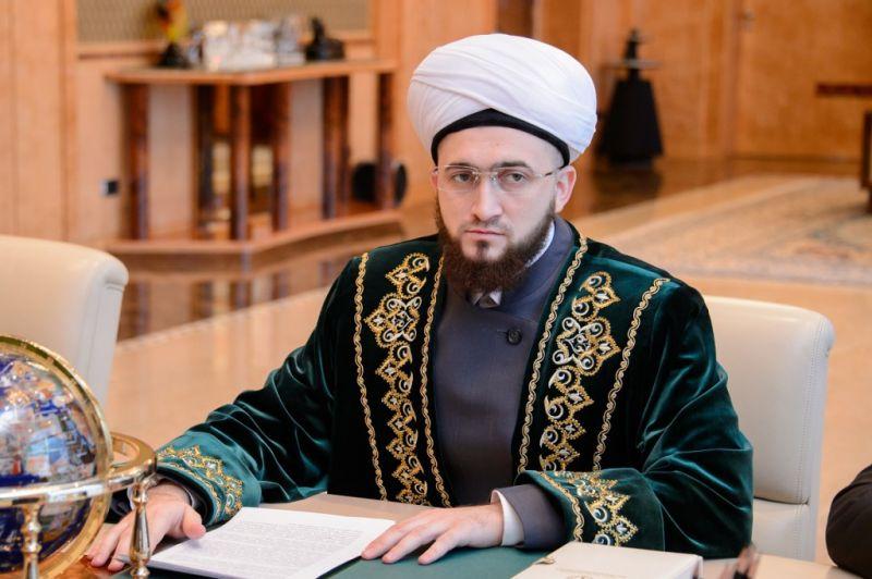 Муфтий Татарстана Камиль Самигуллин переизбран нановый срок