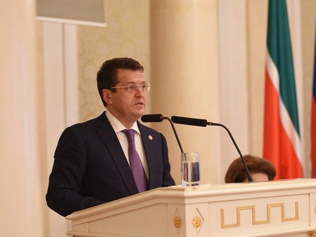 Мэр Казани Метшин объявил, что проблема с«Татфондбанком» будет решена