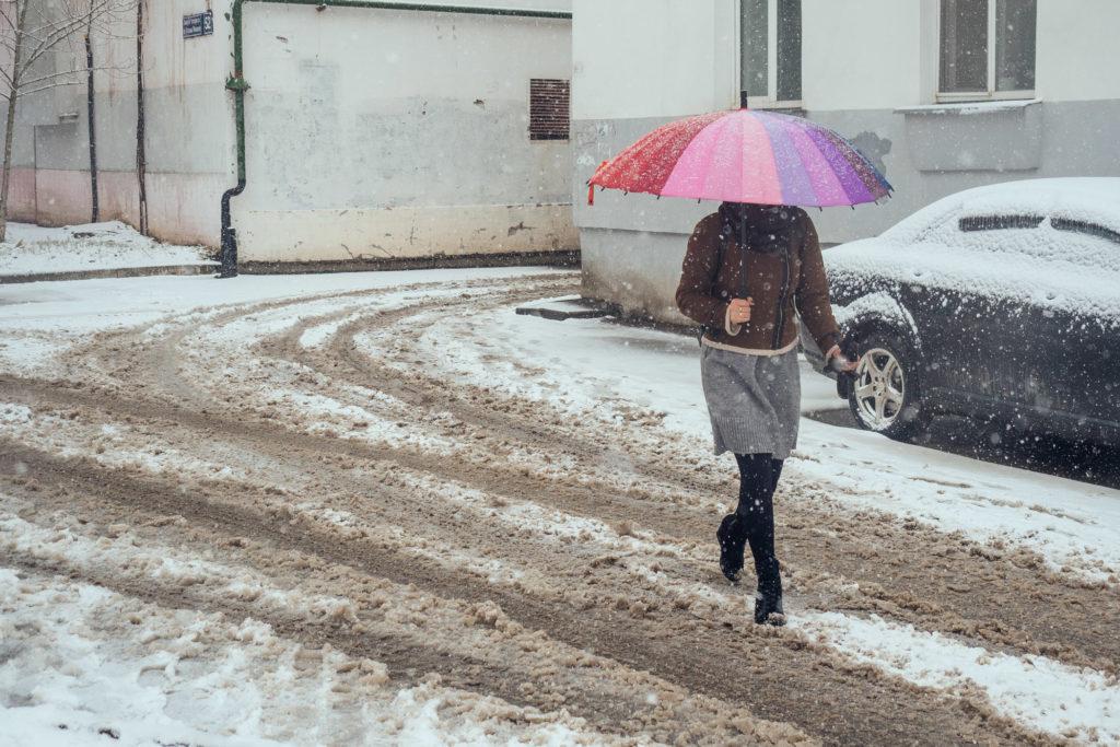 Завтра вКазани прогнозируют снег исильный ветер