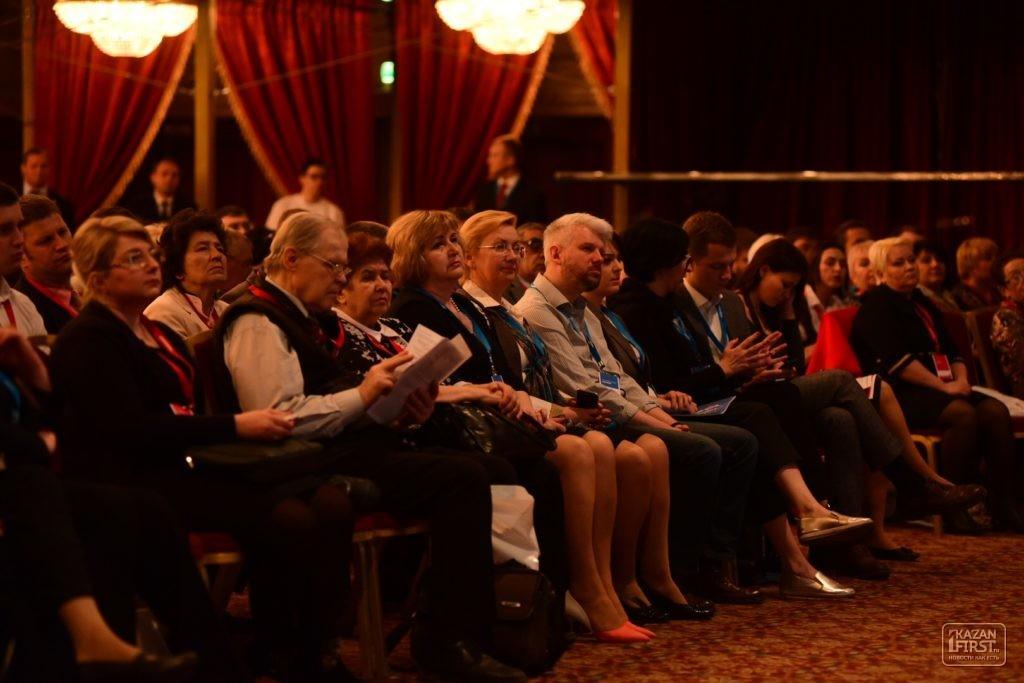 Актив Мордовии учавствует в пленуме «Сообщество» вКазани