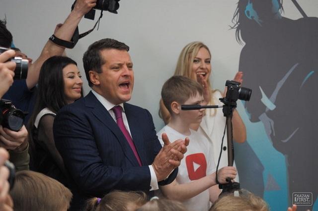 ВКазани открыли академию Игоря Крутого