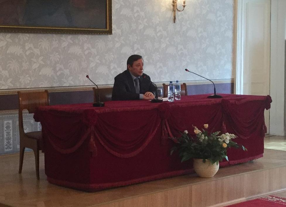 Александр Хлопонин выступил замусоросжигательный завод вКазани