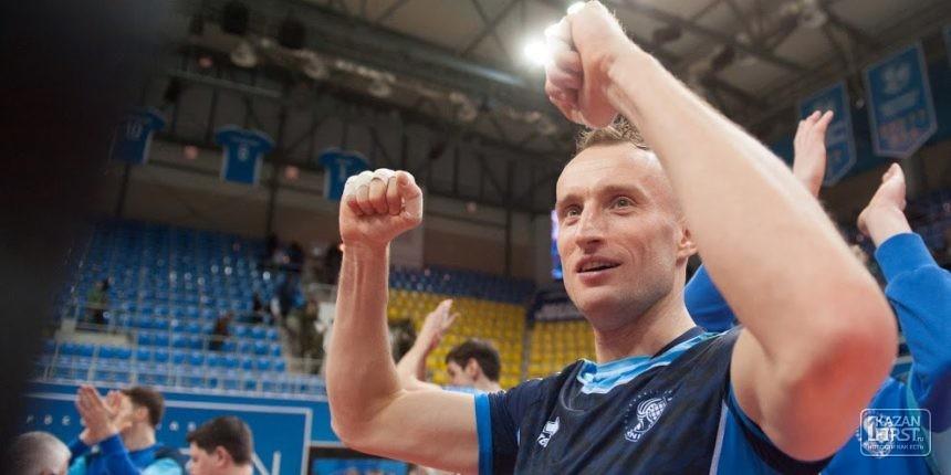 Казанский «Зенит» вышел в«Финал четырех» Лиги чемпионов
