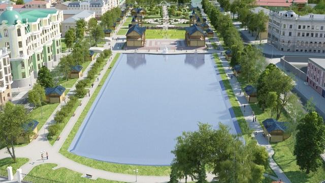 Стартовал конкурс наразработку бренда парка «Черное озеро» вКазани