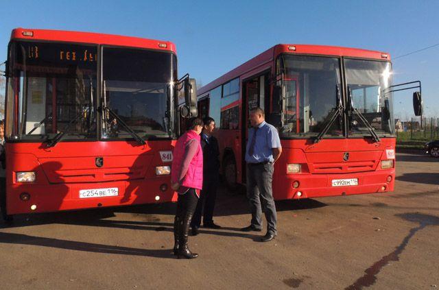 ВКазани запустят бесплатные автобусы доавтовокзалов «Южный» и«Восточный»