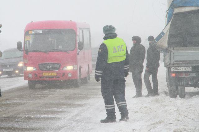 ВТатарстане из-за непогоды ввели ограничения намеждугородные транспортировки
