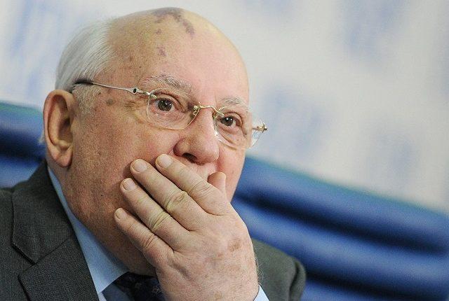 Горбачев назвал признаки начала новоиспеченной холодной войны
