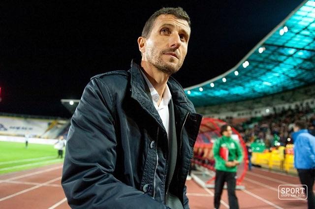 Хавьер Грасия покинет пост основного тренера «Рубин»