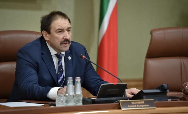 Президент Татарстана внёс вГоссовет кандидатуру надолжность премьера республики