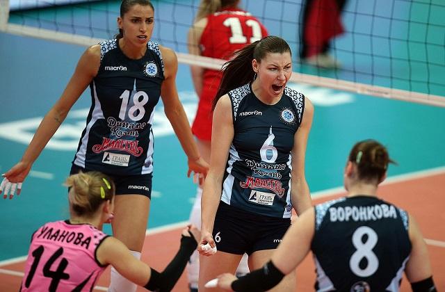 «Уралочка-НТМК» поборется забронзу чемпионата Российской Федерации