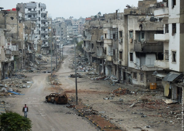 ВСирии снайпер убил подполковника армииРФ