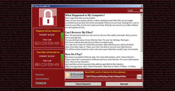 Microsoft выпустила обновления для защиты отвируса-вымогателя