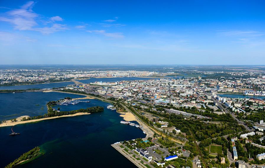 Астрахань входит впервую 10-ку рейтинга круизного туризма в РФ