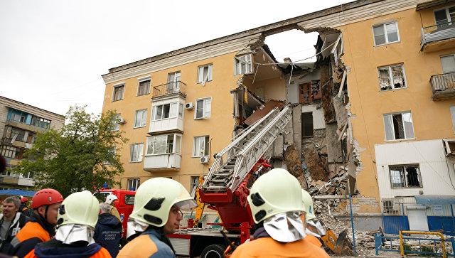 Дом вВолгограде, который пострадал отвзрыва газа, на100% снесут