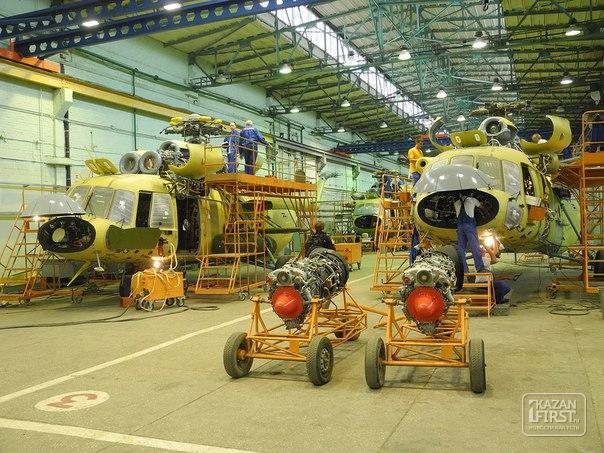 Украина продлила санкции против Казанского вертолётного завода и иных компанийРТ