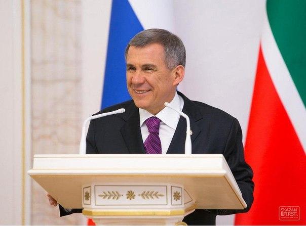 Рустам Минниханов вошел втоп-10 рейтинга губернаторов всфере ЖКХ