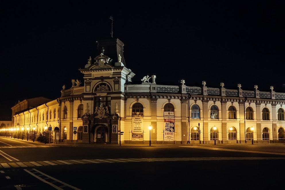 Ярославль попал втоп-10 музейных городов РФ