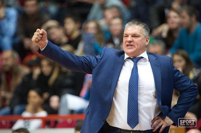 Пашутина на посту главного тренера УНИКСа может сменить иностранный специалист