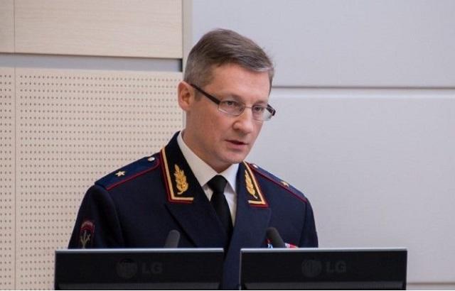 Руководитель МВД поТатарстану заработал неменее 3 млн руб. загод