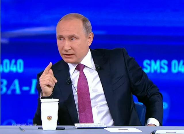 Зачертой бедности проживает около 13,5 процентов граждан России — Владимир Путин