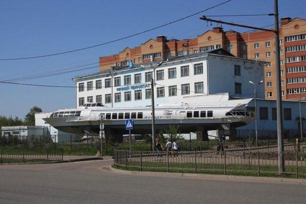 Власти Татарстана иРосморречфлот восстановят речной техникум вКазани