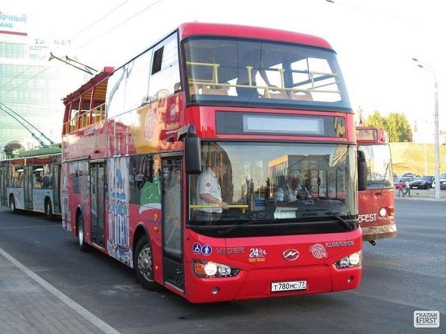 После матчей Кубка конфедераций вКазани зрителям предоставят 400 автобусов