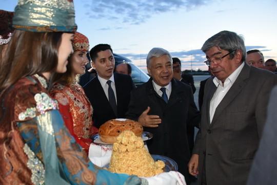 Спикер Парламента Португалии прибыл вКазань