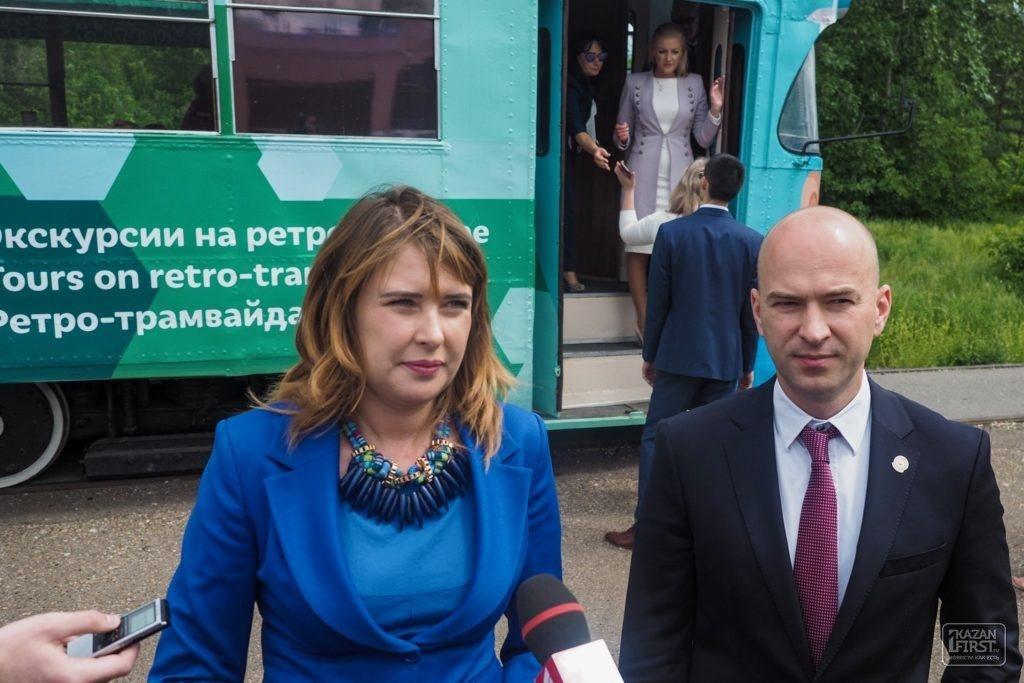 Евгения Лодвигова заняла пост первого замглавы Казани