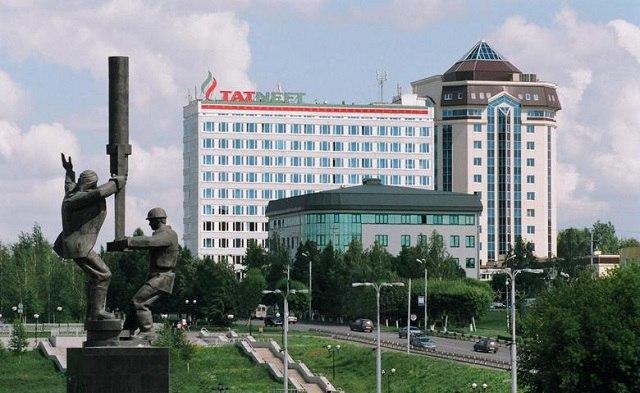 Татнефть требует взыскать с Украинского государства строение посольства данной страны в столице России
