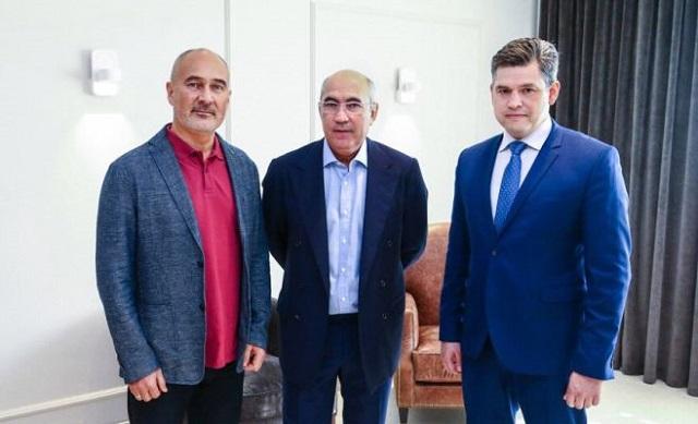 Курбан Бердыев вернулся в«Рубин»