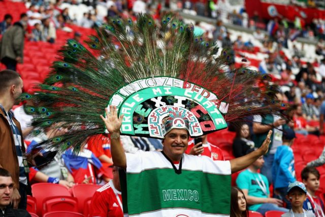 Мексиканский болельщик обманул супругу, чтобы прилететь в Российскую Федерацию наКубок конфедераций