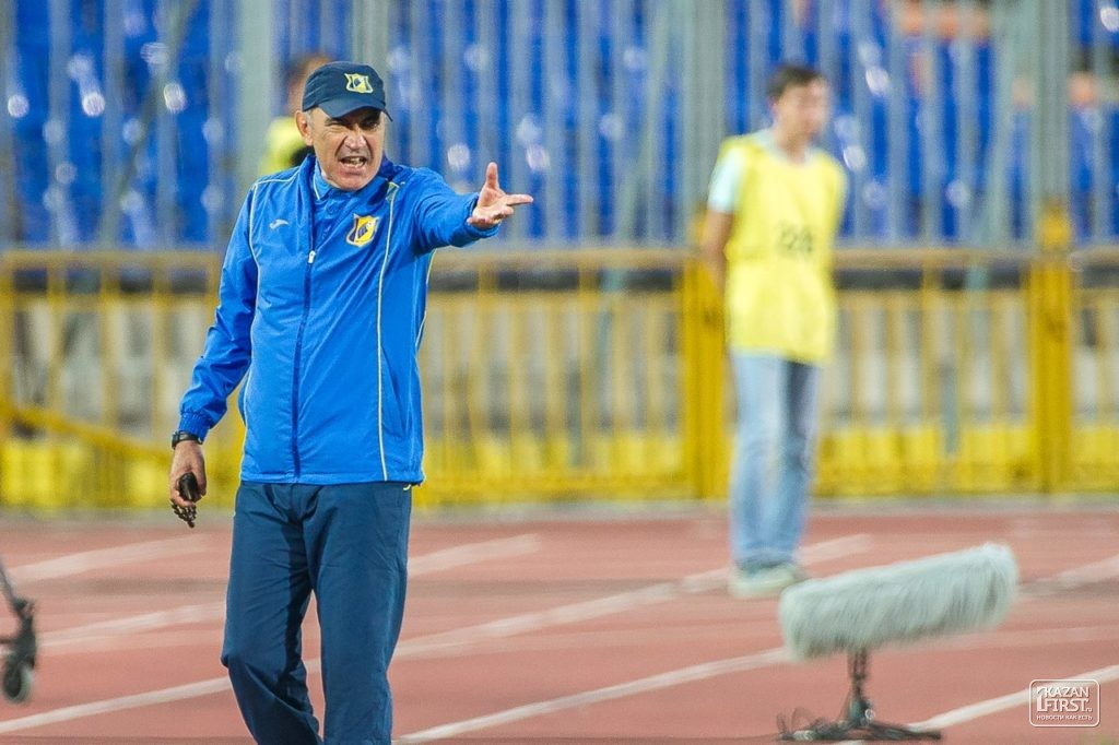 «Рубин» предложил Хави Грасии покинуть команду
